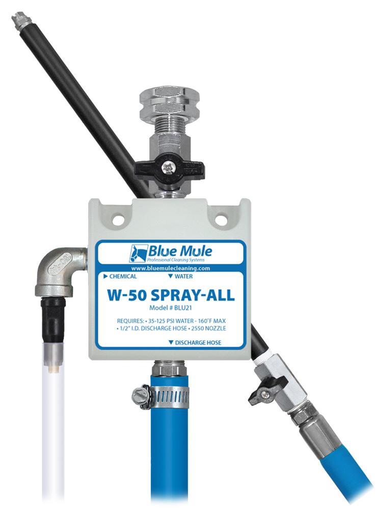 W-50 Spray-All