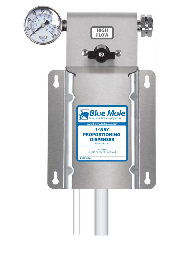 1-Way Proportioning Dispenser