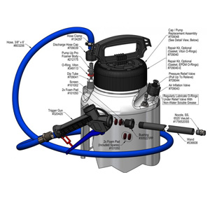 Pump-Up Parts & Accessories